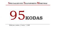 Nuolat organizuojami 95 kodo kursai Vilniuje