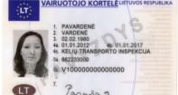 Skaitmeninio tachografo vairuotojo kortelė – profesionalaus vairuotojo darbo įrankis